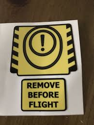 Mavic Air Warning Stickers Modifications Grey Arrows Drone Club Uk