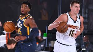 Utah Jazz vs. Denver Nuggets (First Round, Game 1)