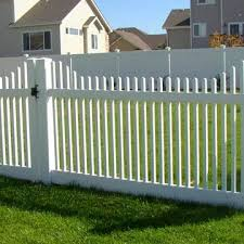 Chinapvc Picket Fence For Garden Uv Resistant Available In White On Global Sources