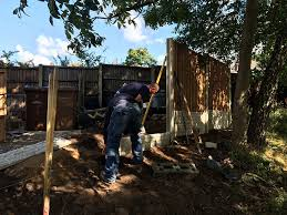Garden Fence Repairs Who Is Responsible Barnard Fencing