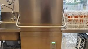 Máy rửa bát công nghiệp WinterHalter - P50 Coverage Test