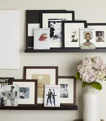 creative ways to display your portraits