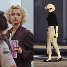 Taste Movies - Ana de Armas on playing Marilyn Monroe in...