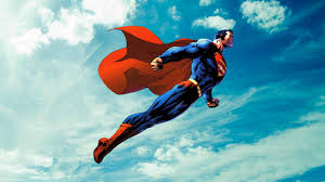 superman flying wallpapers on wallpaperplay