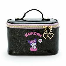 sanrio kuromi mymelody vanity makeup