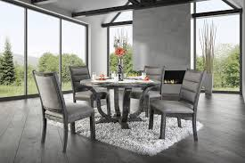 rustic style antique grey finish