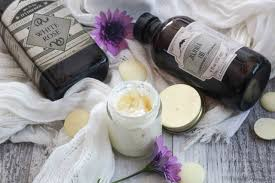 foolproof rose scented homemade lotion