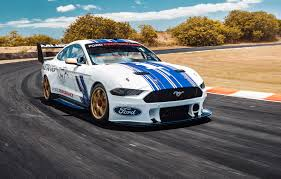 2019 ford mustang australia supercars