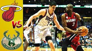 Miami Heat vs Milwaukee Bucks - Full ...