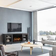 dimplex dean 65 in electric fireplace