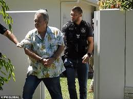 Australia's most infamous conman Peter Foster is arrested AGAIN over  alleged sports betting scam | Daily Mail Online