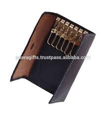 leather case for car key custom key