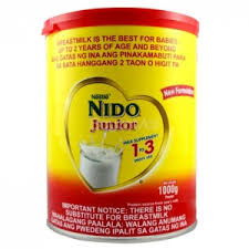 nido junior 1 3 years old review