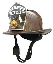 phenix tl2 leather fire helmet nfpa
