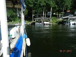 a homemade houseboat houseboat magazine