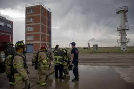 Citizens Fire Academy Live Burn