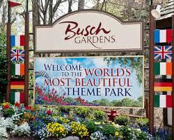 busch gardens williamsburg salutes