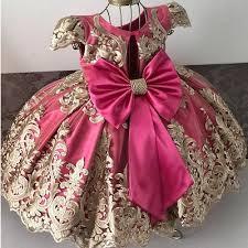 formal baby birthday party dress