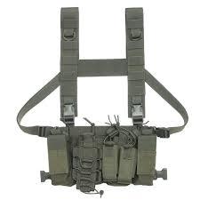 2020 men women tactical chest rig bag