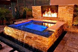 10 phenomenal backyard hot tub ideas
