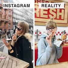 Instagram Vs Reality By Geraldine West | Fun