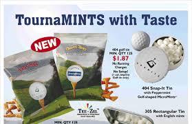 golf mints golf promotional mint tins