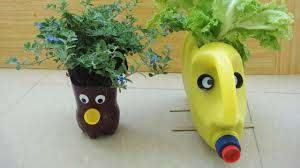 2 diy plastic bottle flower pot you can