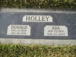 Ada Hansen Leishman Holley (1908-2002) - Find A Grave Memorial