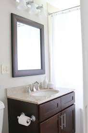 how to hang a heavy mirror easy diy