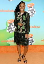 Saniyya Sidney - Nickelodeon Kids Choice - 15