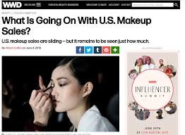what is going on with u s makeup s