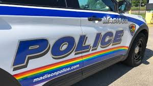Madison Police Unveil Pride Flag Decal In Honor Of Pride Month