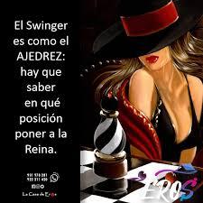 La Casa de Eros - En el mundo #Swinger la #Reina 👑 siempre... | Facebook