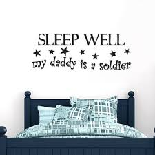 Military Gear Wall Decals Home Decor Wall Decals