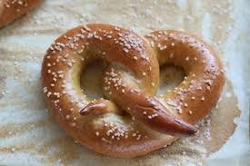 soft pretzels wild yeast