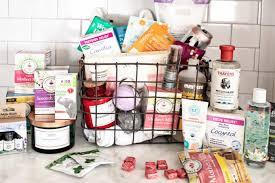 new mom gift basket healthy practical