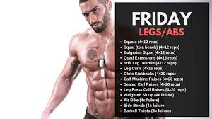 lazar angelov s workout routine t