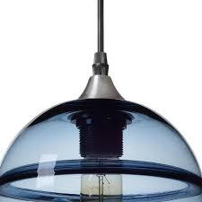 light unique optic contemporary nickel