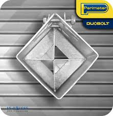 Perimeter Duobolt Galvanised Ground Spike Fence Support 100mm 4 In Excess Direct