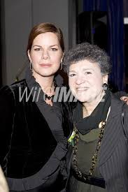 Marcia Gay Harden honorary chair and Ada Ciniglio executive director... |  WireImage | 112020190