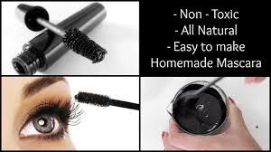 homemade mascara non toxic all