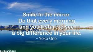 quotes bahasa inggris about smile dan artinya ketik surat