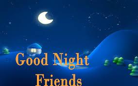 good night friends wallpapers hd