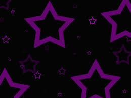 purple stars by sleepwalka 1024x768