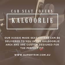 our seat covers protect the original