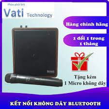 Vati Tech] Loa Karaoke ZANSONG A061 kết nối không dây bluetooth ...