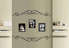 Amazon Com Scroll Border 639 Wall Or Glass Decal Qty 2 6 X 39 Each Everything Else