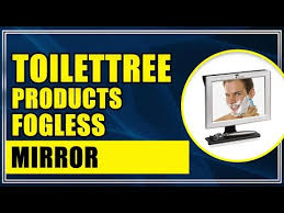 toilettree products fogless shower