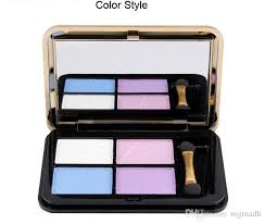 2016 new makeup eyeshadow palette easy