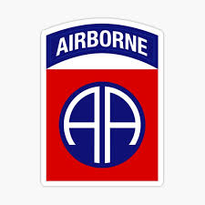 Airborne Stickers Redbubble
